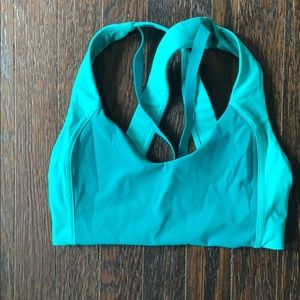 Perfect condition lululemon bra